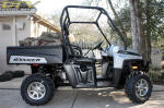 Polaris Ranger HD - Self-Leveling Shocks