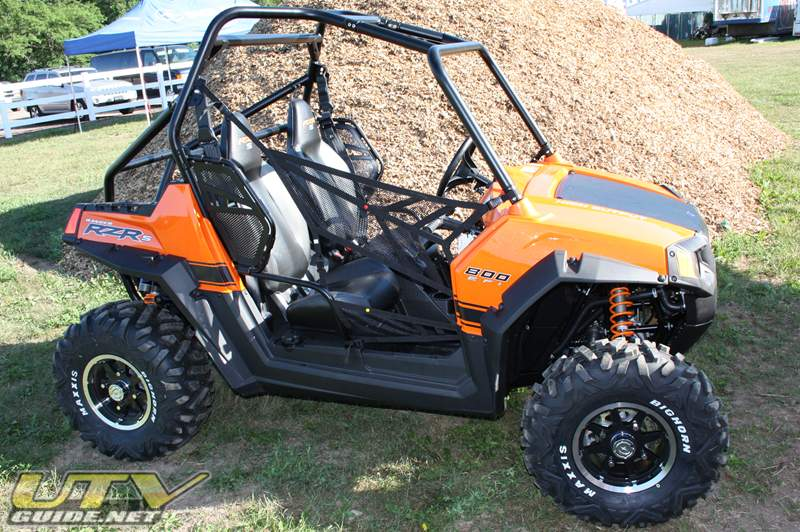 Polaris Rzr S Utv Guide