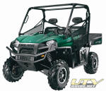 2011 Polaris RANGER XP 800 Northwoods Green