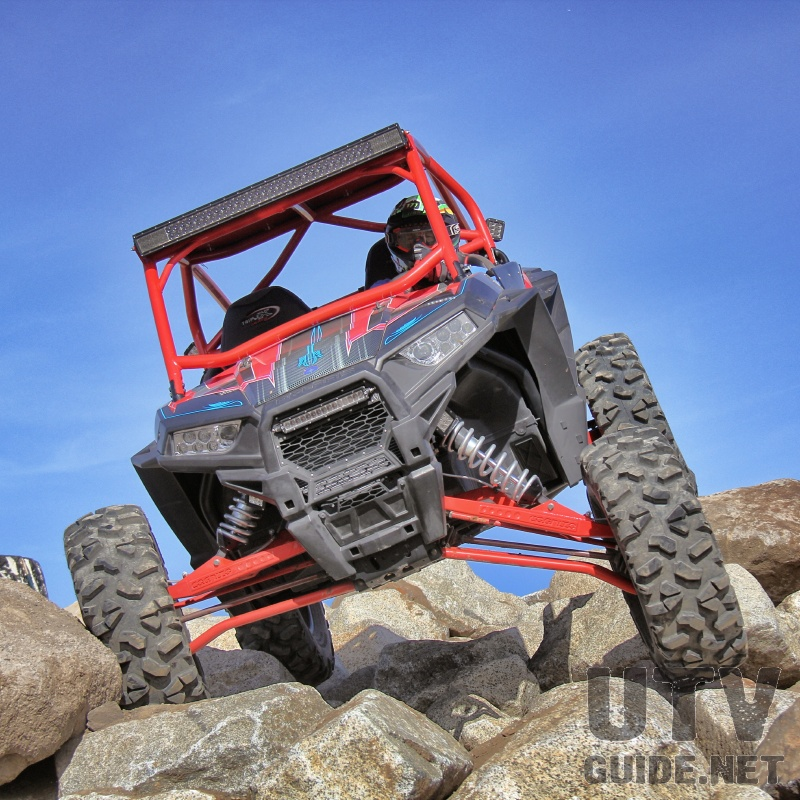 Cognito Motorsports XP 1000 Long Travel Suspension