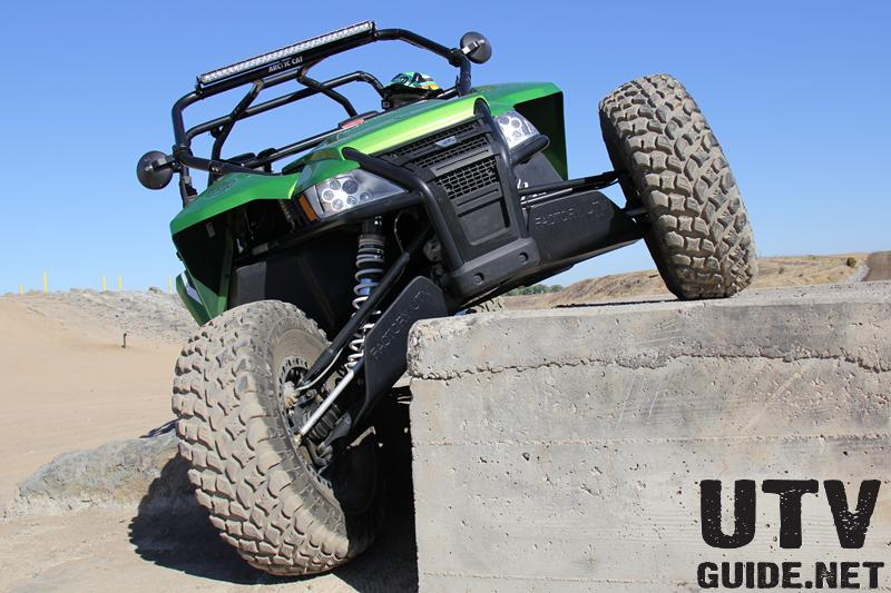 Arctic Cat Wildcat Review