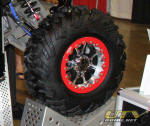 ITP Wheels & Tires with OMF Beadlocks
