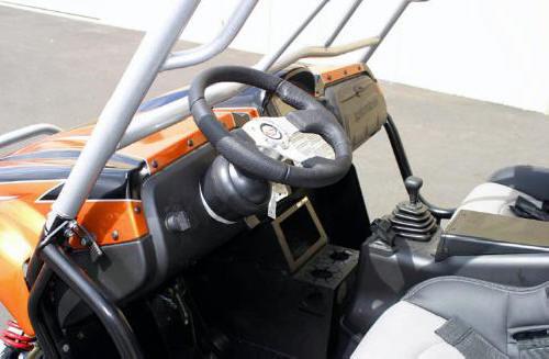 Yamaha Rhino Tilt Steering Wheel  UTV Guide