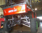 Arctic Cat Prowler 1000 - Long Travel Kit