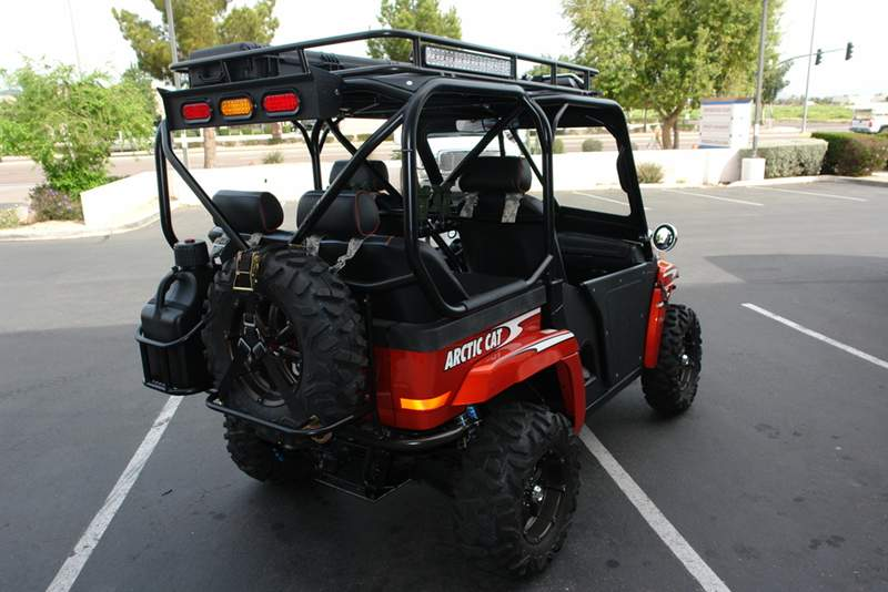 Prowler 1000 Roll Cage Arctic Cat Prowler 1000 Roll Cage