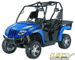2012 Arctic Cat Prowler 700i XTX with EPS - Viper Blue