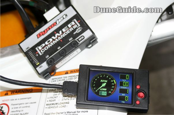 Dynojet - Power Commander III and LCD Unit