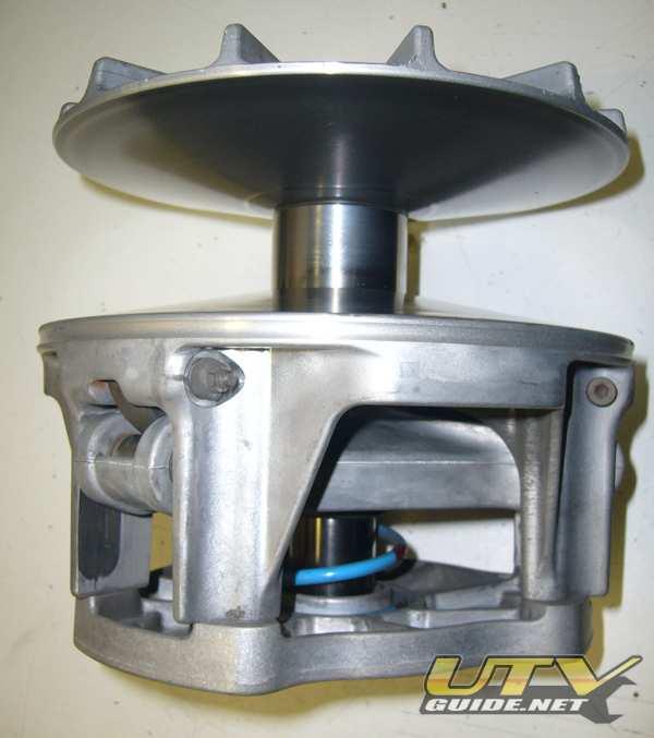 Polaris RZR CVT Belt Guide - UTV Guide