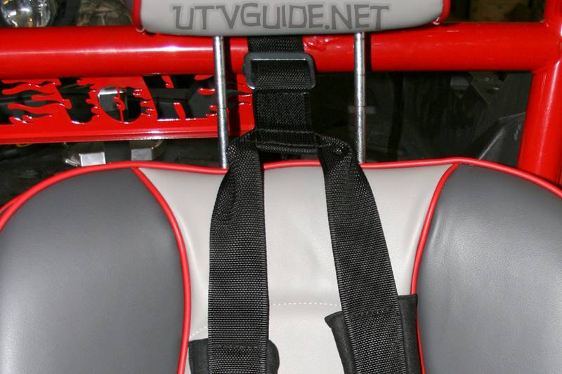 Y Shoulder Harness