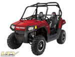 2009 Limited Edition RZR - Sunset Red