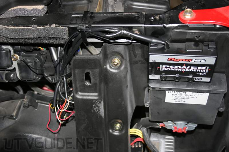 Dynojet Power Commander Iii For The Polaris Rzr 800 Utv Guide