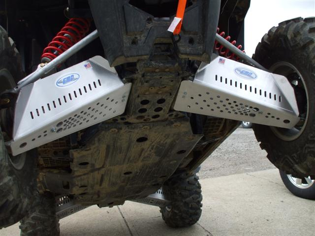 Polaris RZR S Boot Guards