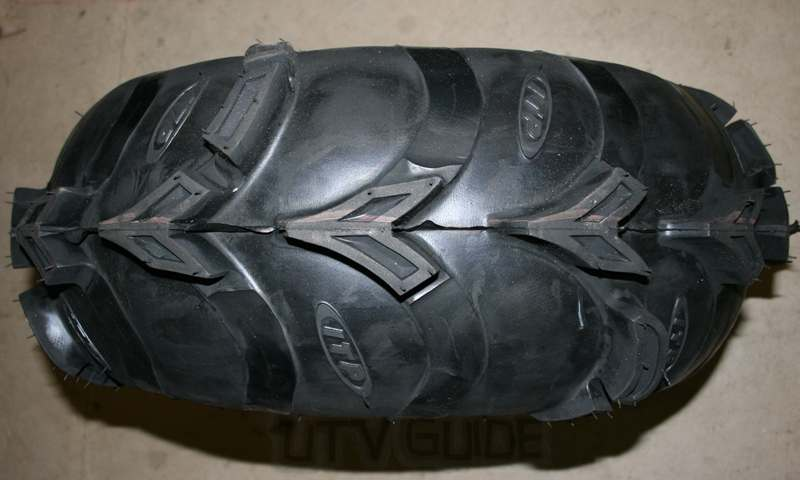 Fullerton Sand Sports - Front Sand Tire