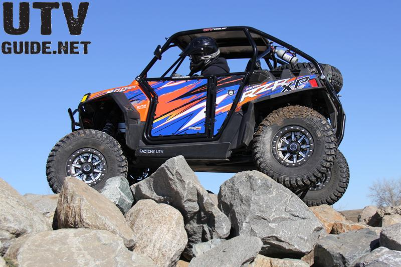 2013 Polaris RZR XP
