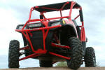 LoneStar Racing - Polaris RZR Bumper