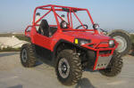 Side x Side Outfitterz - Polaris RZR Roll Cage