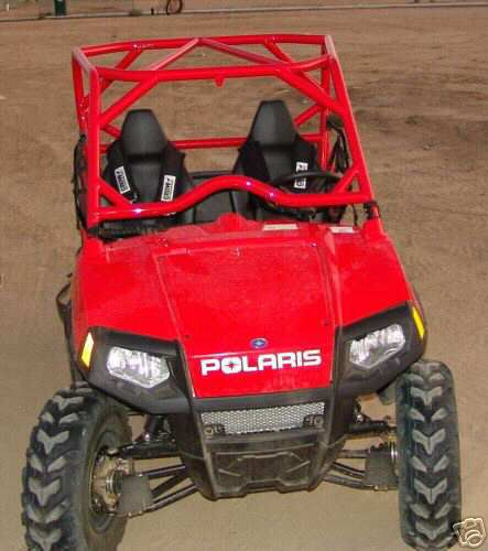 Polaris RZR 800 Roll Cage Review
