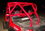 "Hot Ride - Polaris Ranger RZR ""Baja"" Roll Cage"