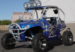 Todd's Custom Billet - Polaris RZR Roll Cage