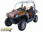 2009 Polaris RZR - Nuclear Sunset Plastic