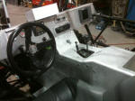 Aluminum Dash and Engine Cover