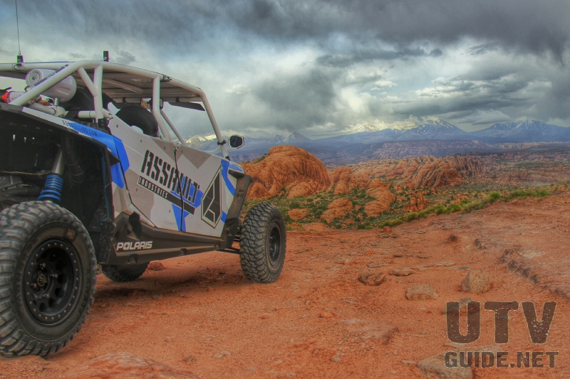 Assault Industries UTV