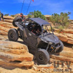 RZR XP 1000 with 33-inch tires