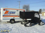 Parkland Ambulance - Polaris Ranger EMS Unit