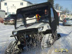 Parkland Ambulance Off-Road EMS Unit - Polaris Ranger