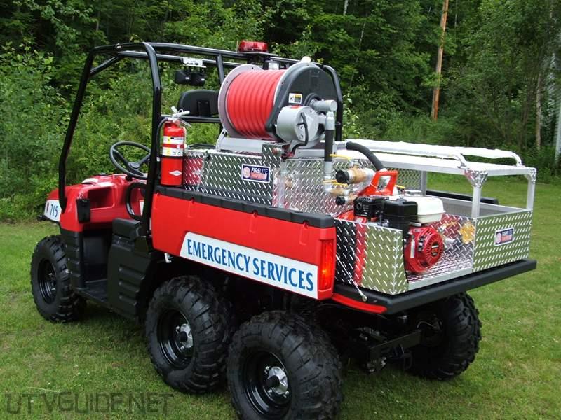 Polaris Ranger 6x6 Utv Guide