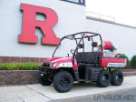 Polaris Ranger 6x6 - Rutgers University Fire and Rescue