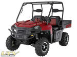2009 Polaris Ranger Limited Edition - Sunset Red