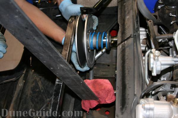 Yamaha Rhino Clutch Sheave Installation - UTV Guide