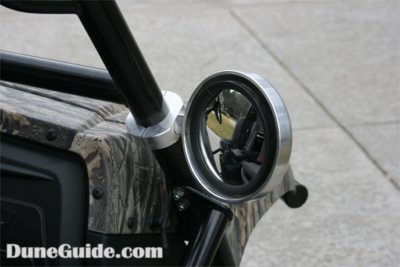 Billet Side View Mirrors for UTVs - Rhino, RZR, Prowler, Ranger, Teryx
