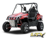 Yamaha Rhino - Long Travel Kit from Rancho