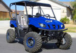 Yamaha Rhino - Four Seat Roll Cage from SDR Motorsports