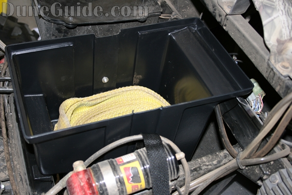 Yamaha Rhino Under Hood Storage Box Utv Guide