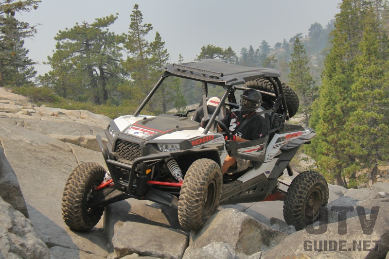 RZR XP1000 in Little Sluice