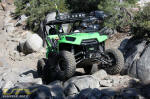 Kawasaki Teryx on the Rubicon Trail near Walker Hilll