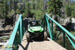 Bridge into Rubicon Springs