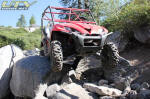 Kawasaki Teryx on the Rubicon Trail