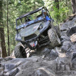 Kawasaki Teryx4 on the Rubicon Trail