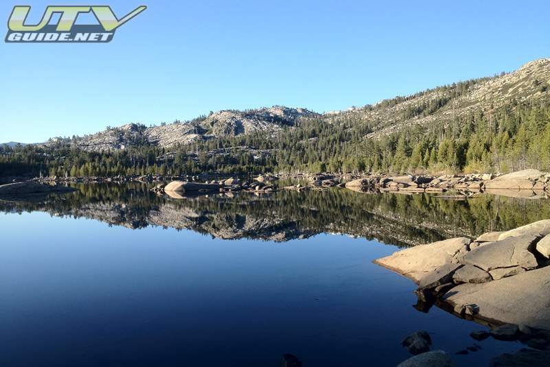 Rubicon Trail - Buck Island Reservoir