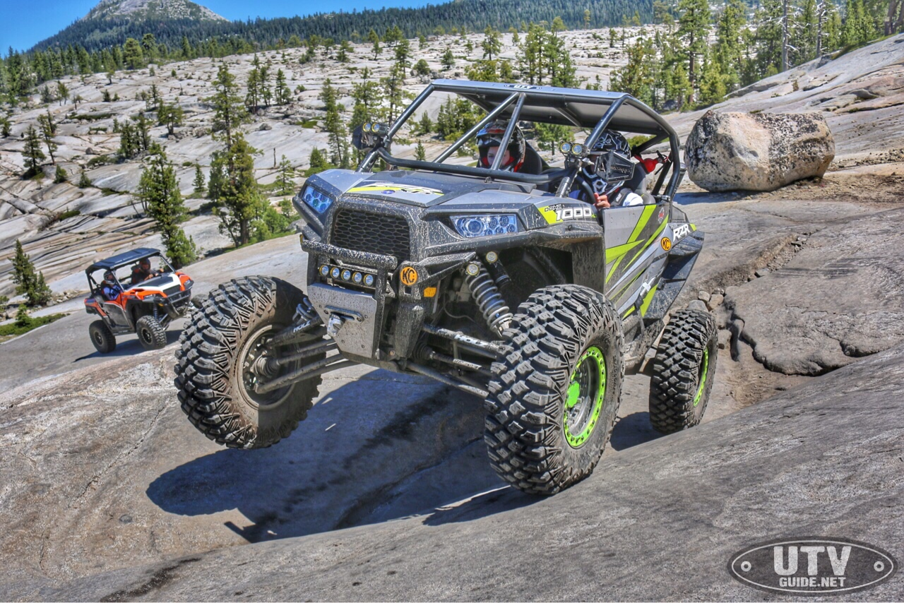 Rubicon Off Road >> Memorial Day Trip on the Rubicon Trail - May 2016 - UTV Guide