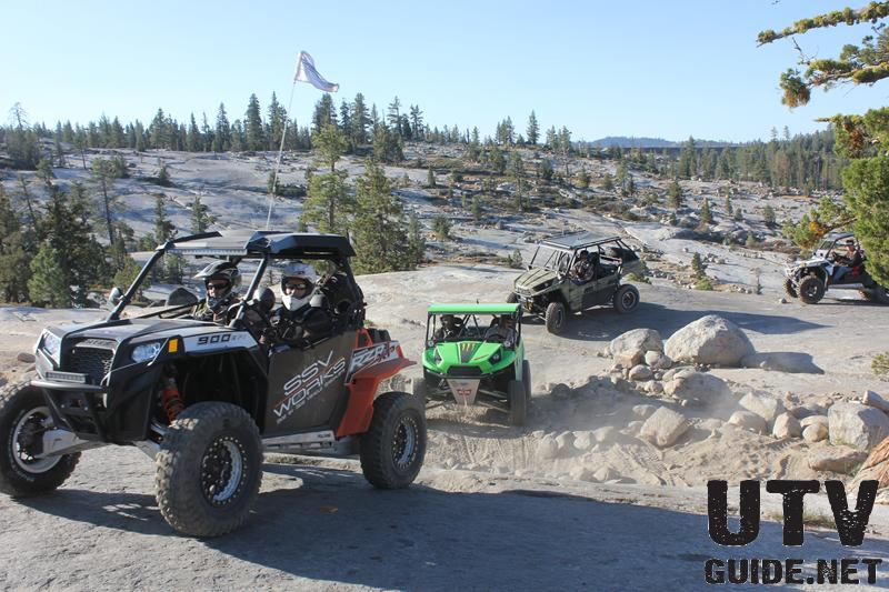 Rubicon Trail - September 2012