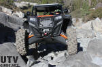 Polaris RZR XP 900 EPS Orange Madness/Blue LE