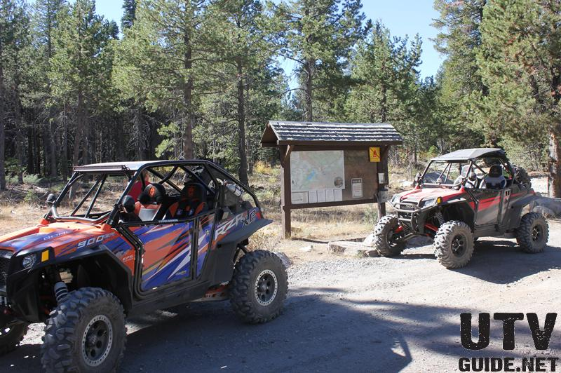 Rubicon Trailhead - Lake Tahoe