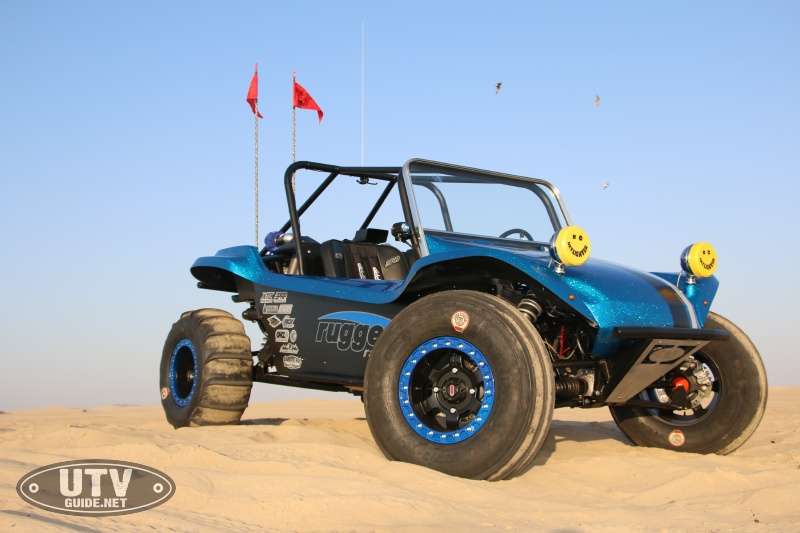 Rugged Radios Beach Buggy RZR