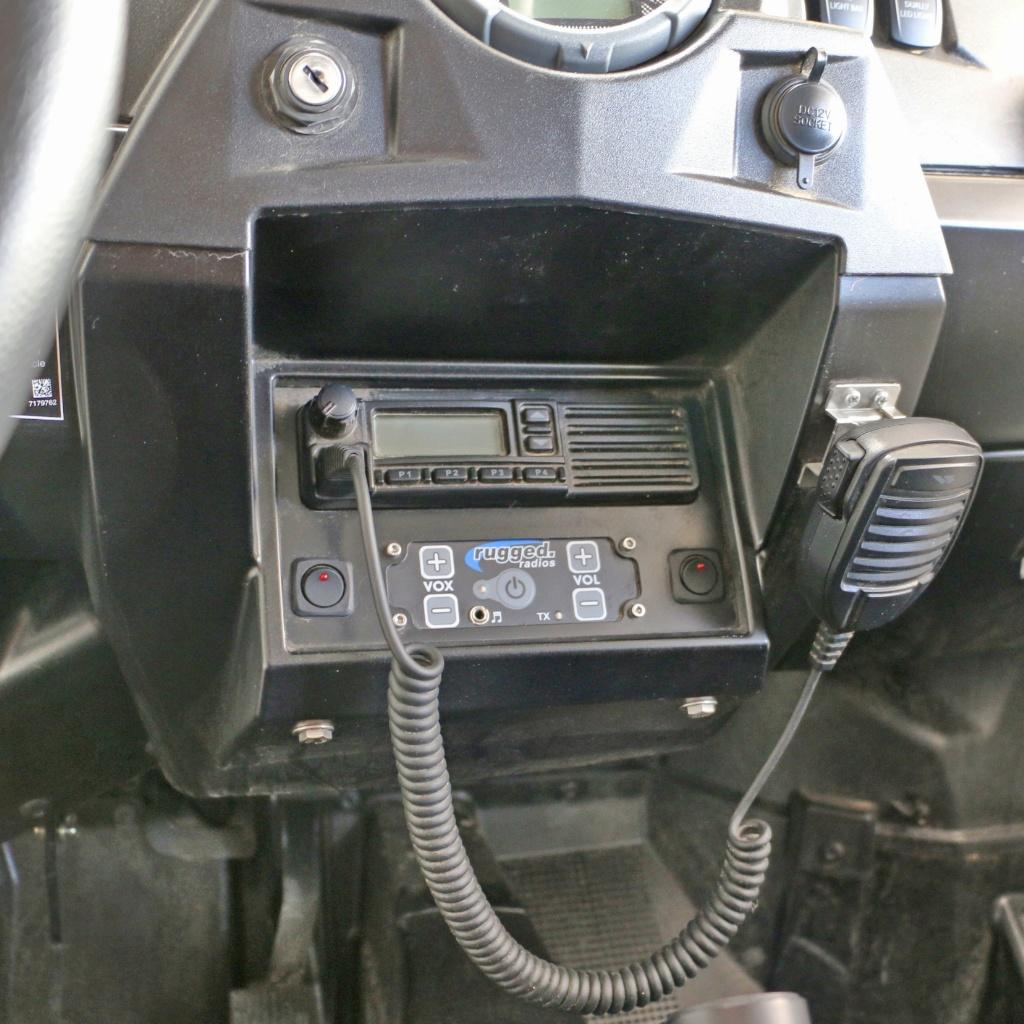 Race Car Intercom