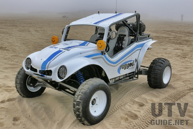Rugged Radios' Baja RZR